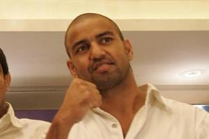 Akhil Kumar wins pro boxing bout, extends career record to 2-0