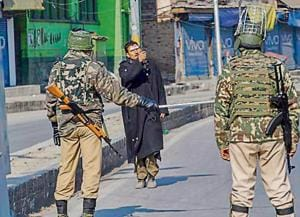 Restrictions imposed in Kashmir on JKLF founder's death anniversary