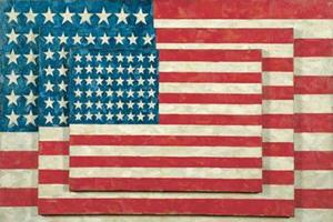 LA art museum pays tribute to Jasper Johns, the artist who made...