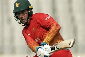Brendan Taylor ton sees Zimbabwe bounce back vs Afghanistan, level...