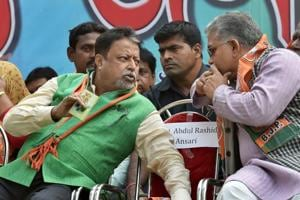 BJP going all out to induct Bharati Ghosh, get Trinamool secrets