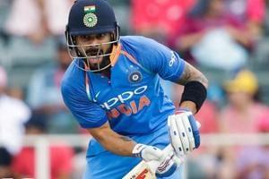 Virat Kohli surpasses Mohammad Azharuddin, Chris Gayle in ODI...