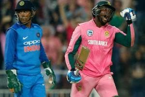 Shikhar Dhawan lamented two crucial errors which effectively cost the...