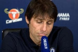 Chelsea FC slump not all my fault, insists under-pressure Antonio...