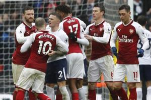 Arsene Wenger has expressed disappointment at Arsenal's 0-1 loss to...