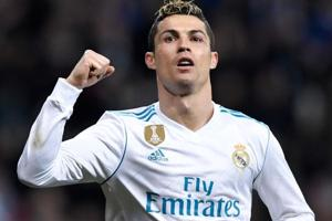 Zinedine Zidane fires warning shots at PSG after Cristiano Ronaldo's...