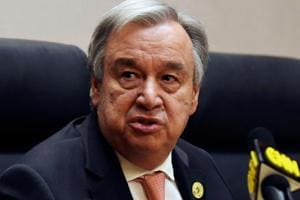 UN chief calls for immediate de-escalation in Syria after Israel raids