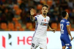 Indian Super League: Marcelinho scores as FC Pune City down Mumbai...