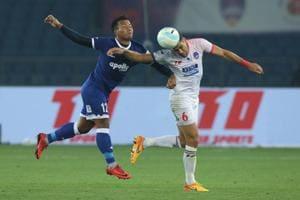 Delhi Dynamos FC hold Chennaiyin FC in Indian Super League