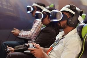 Apple working on lighter VR headset that can be used for longer period...