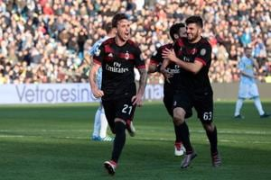AC Milan continue revival with 4-0 win at SPAL in Serie A
