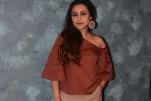 Hichki new poster: Rani Mukerji all set to overcome Tourette Syndrome