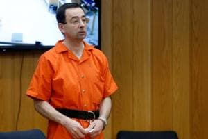 Disgraced ex-USA Gymnastics doctor Larry Nassar sent to Arizona...
