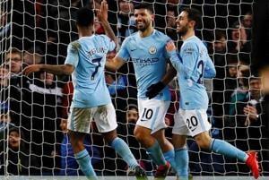 Kevin de Bruyne inspires as Sergio Aguero scores 4 in Manchester...