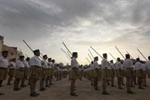 Army takes months, RSS can prepare a force within 3 days to fight on...