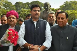 Last budget, last opportunity for Rajasthan BJP govt to atone: Sachin...