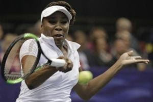Fed Cup tennis: Venus Williams powers USA to early lead against...