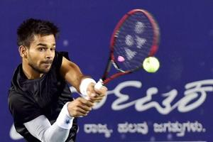 Antoine Escoffier sends 5th seed Sumit Nagal packing in Chennai Open