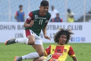 Mohun Bagan complain to AIFF on 'refereeing gaffe' during I-League...