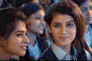 This viral song clip from Malayalam film Oru Adaar Love will make your...