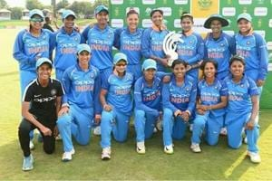 Harmanpreet Kaur to lead India's charge vs South Africa after ODI...