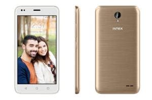 Intex Aqua Lions T1 Lite smartphone launched in India, priced at Rs...
