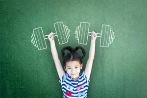 Are you worried about your child's weight? Pre-school physical...