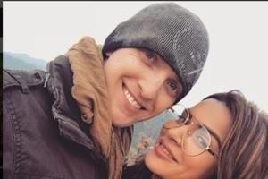Valentine's Day: For Aashka Goradia and Brent Goble, love blossomed in...