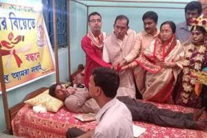 Bengal: Youth organises blood donation camp to replace wedding feast