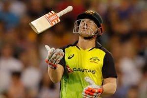 David Warner slump:Worried Australia give stand-in skipper a 'small...