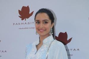 Shraddha Kapoor starts shooting for Batti Gul Meter Chalu with Shahid...