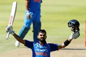 Virat Kohli: Lording at No.3, 'cap-ton' wonderful