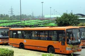 Man masturbates in Delhi bus, DU student sitting next to him...