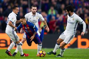 No 'magic formula' to stop PSG's Neymar, says Real Madrid's Dani...