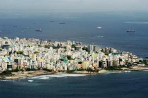 China refutes Maldives ex-President's allegations on grabbing land in...