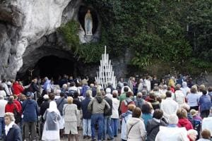 French nun cured of decades-old back ailment named 70th Lourdes...
