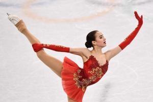 2018 Winter Olympics: 15-year-old Alina Zagitova sets ice on fire in...