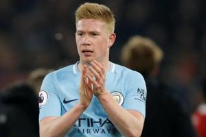 Kevin de Bruyne can win Ballon d'Or, says Manchester City manager Pep...