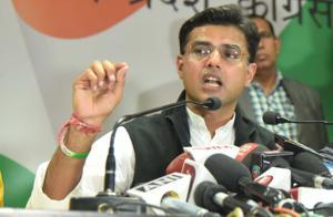A face-saving budget after by-poll defeat, says Sachin Pilot