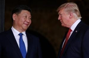 Friction between the US and China is likely to last through 2018