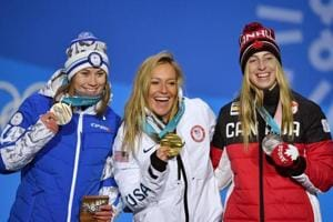 Jamie Anderson, Alina Zagitova headline Day 4 of Pyeongchang Winter...