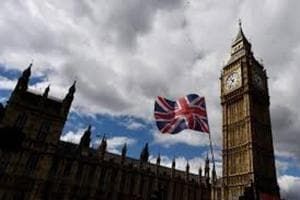 UK police dealing with suspect package at parliament : Media reports