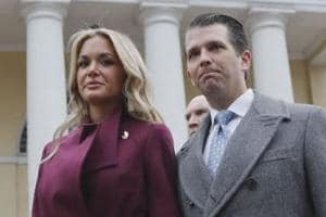 Vanessa Trump called 911 and said she was coughing and felt nauseous...