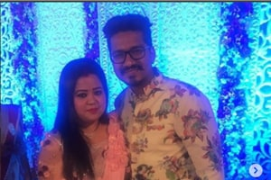 Valentine's Day: Bharti Singh and Harsh Limbachiyaa spill the beans on...