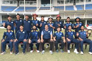 Punjab beat Bengal to win Men's Cricket Under-23 One-Day League