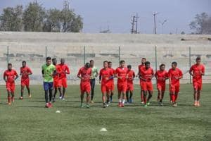 Neroca FC seek win against Churchill Brothers to grab top spot in...
