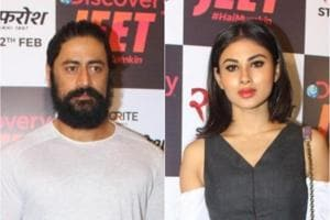 Mouni Roy on Mohit Raina's new look for 21 Sarfarosh: He looks like a...