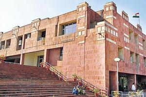 JNU postpones academic council meeting, students cry foul