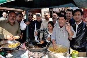 In Nagpur, Congress seeks commercial space for unemployed to sell...