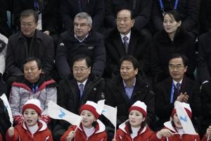 2018 Winter Olympics: Nobel Peace Prize for Thomas Bach? No discussion...